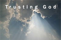 Trusting God is a great, inspiring, short video motivating people to have faith, stop worrying and trust God.